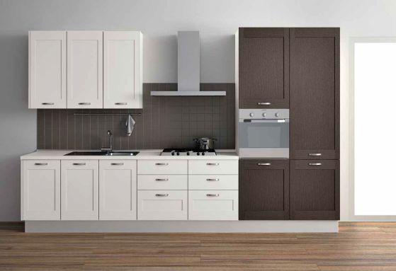 Cocinas integrales modernas grandes y peque as para el 2018 - Reformas de cocinas baratas ...