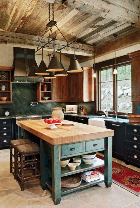 Cocinas integrales modernas grandes y peque as para el 2019 for Como hacer una cocina integral
