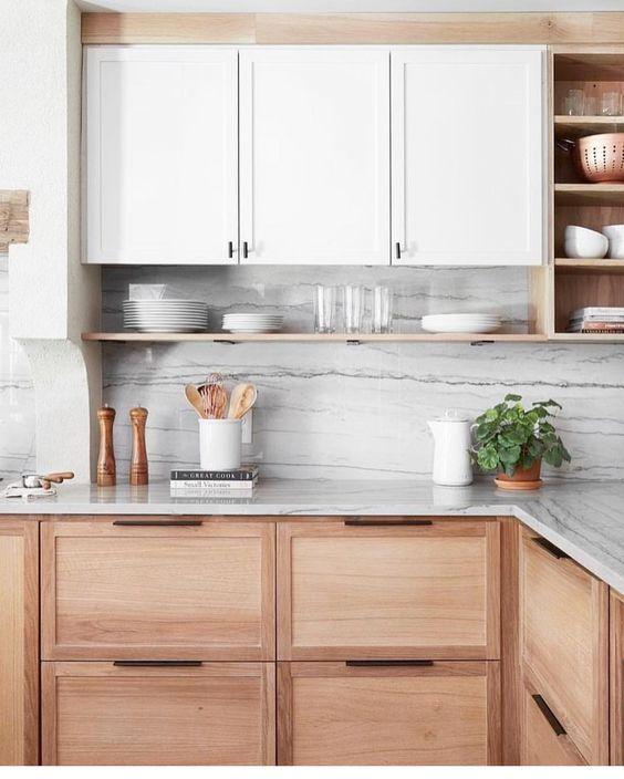 Cocinas integrales modernas grandes y peque as para el 2019 for Disenos de cocinas pequenas y economicas