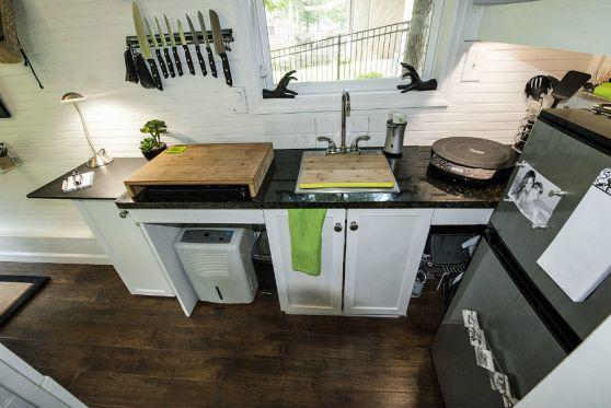 espacios pequeños cocinas integrales