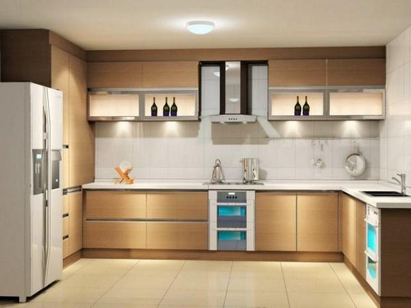 Muebles De Cocina Disenos Modernos De Madera Colgantes Elegantes