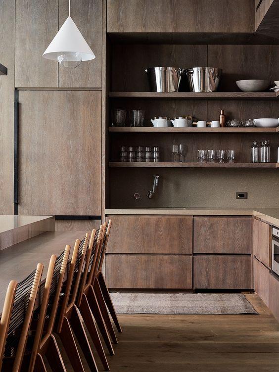 Muebles De Cocina En Madera (1)