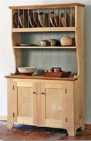 Muebles De Cocina En Madera (6)