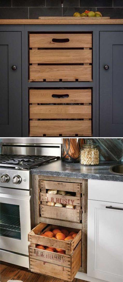 Muebles De Madera Para Cocina (4)