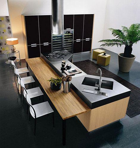 Muebles Modernos Para Cocina (1)