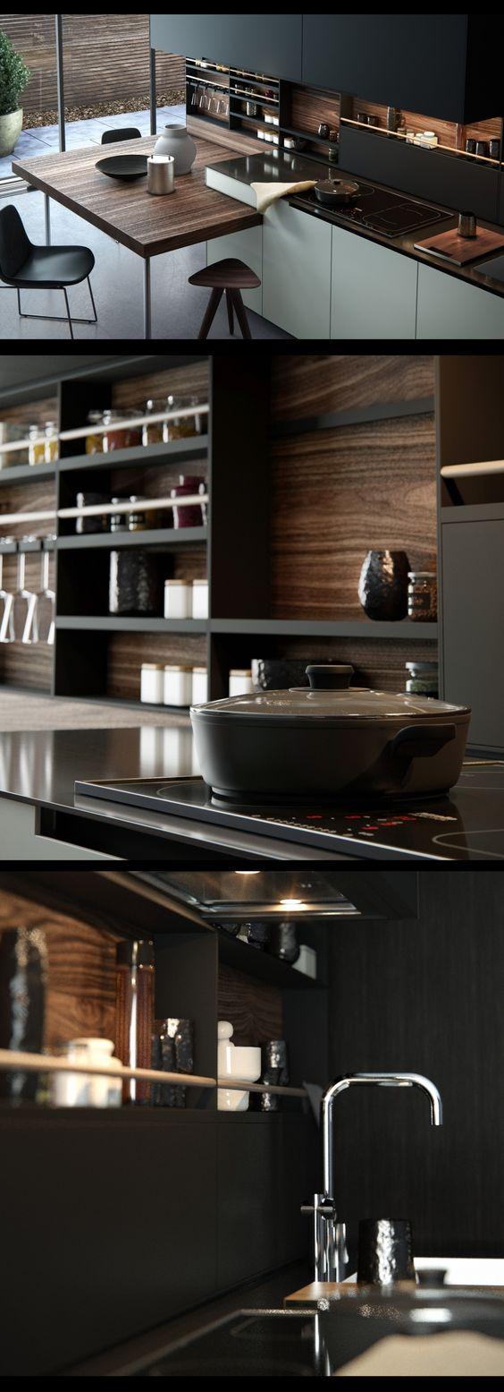 Muebles Modernos Para Cocina (10)
