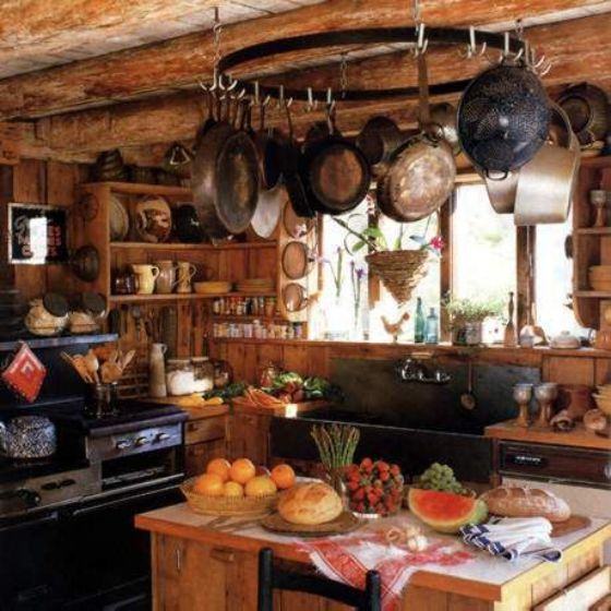 cocina campestre