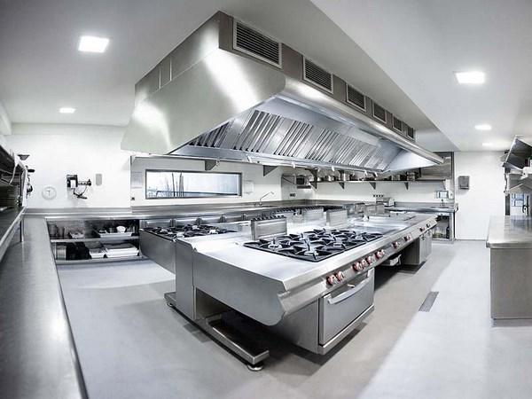 cocina industrial grande