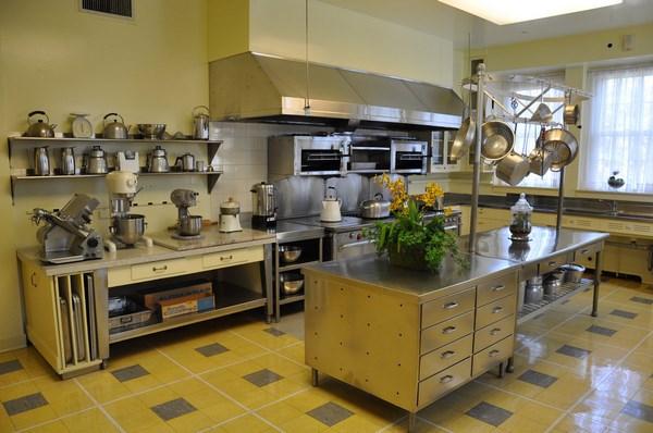 cocina industrial pequeña