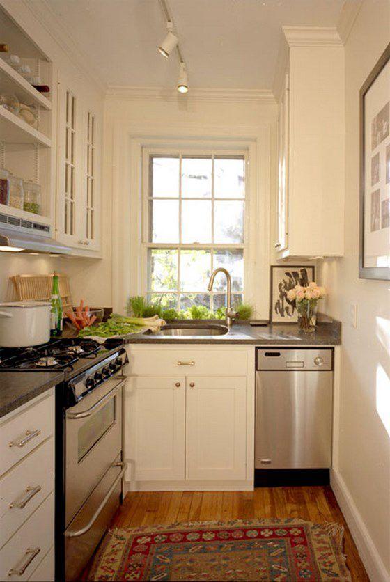 cocina para espacio reducidos
