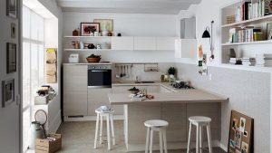 Lee más sobre el artículo Cocinas pequeñas Ideas para cocinas rústicas, modernas y bonitas