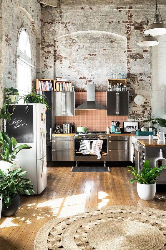 Cocinas Diseño Industrial (1)