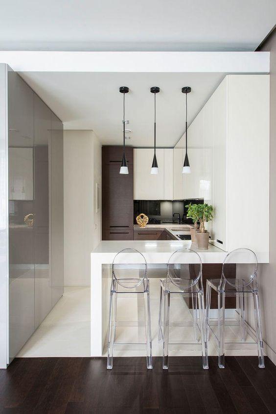 Cocinas Industriales Modernas - Pequeñas - Rústicas Diseños 2018