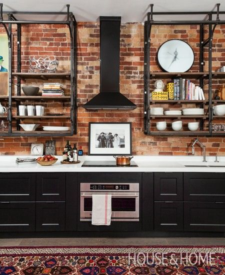 Cocinas Diseño Industrial (4)