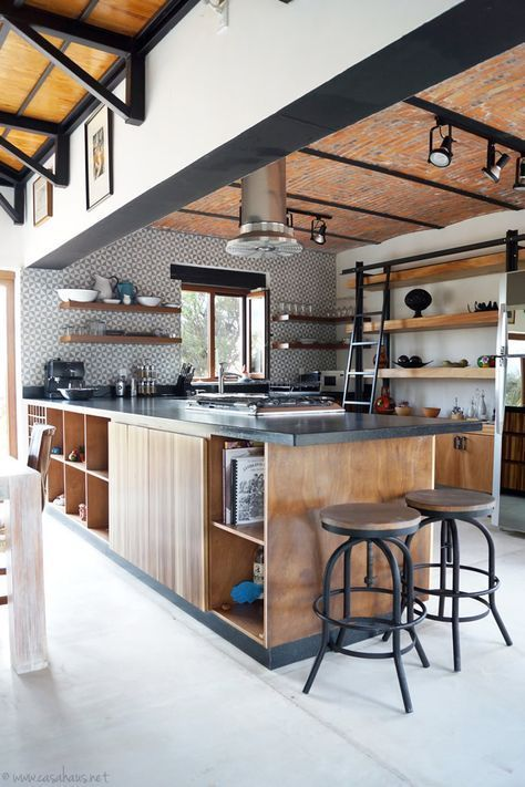 Cocinas Diseño Industrial (5)