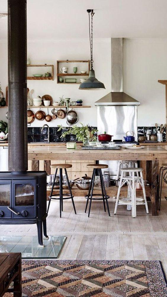 Cocinas Diseño Industrial (6)