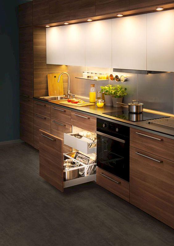 Cocinas Ideas Modernas Pequeñas (2)
