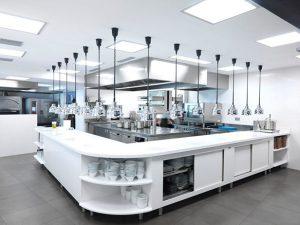 Cocinas Industriales Modernas – Pequeñas – Rústicas Diseños 2020