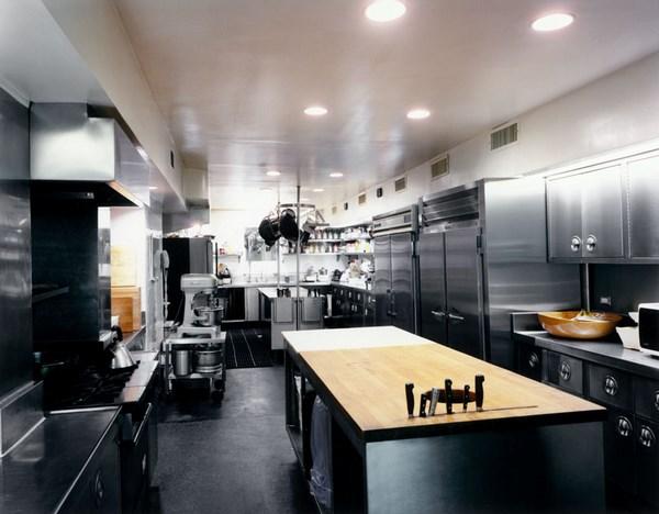 cocinas industriales elegantes