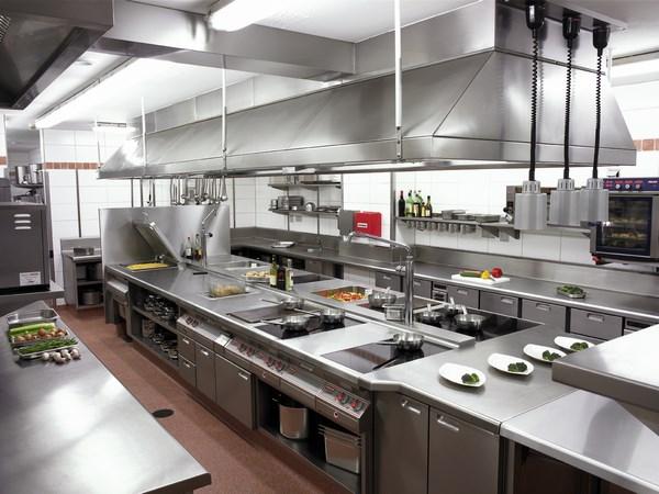 cocinas industriales grandes