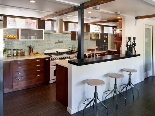 cocinas industriales modernas pequeñas