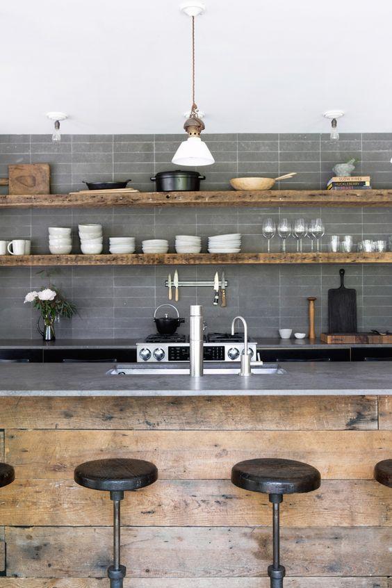 cocinas industriales pequeñas