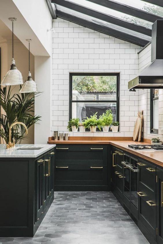 cocinas industriales modernas peque as r sticas