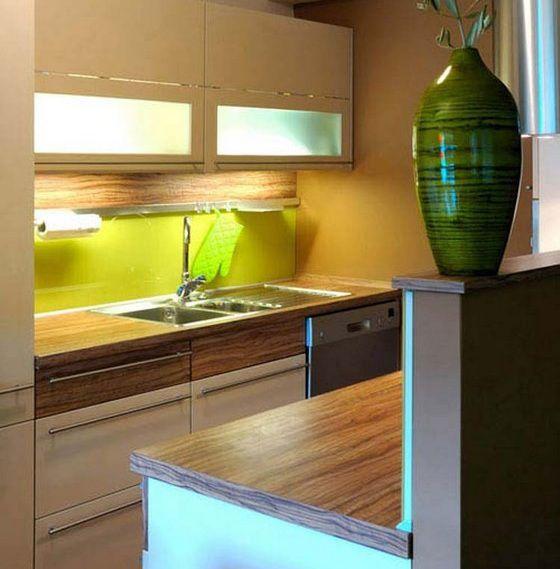 cocinas para espacios reducidos