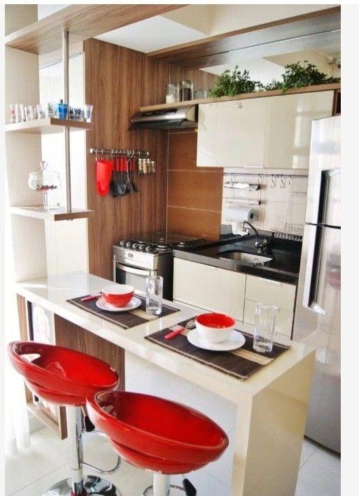 Cocinas Pequeñas Empotradas (2)