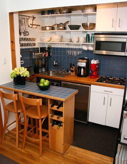 Cocinas Pequeñas Empotradas (6)