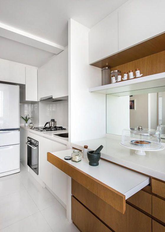 mesa de cocina para extender
