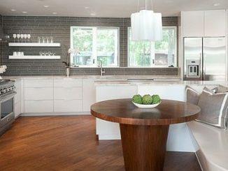 Mesas de cocina que combinaran muy bien con tu espacio