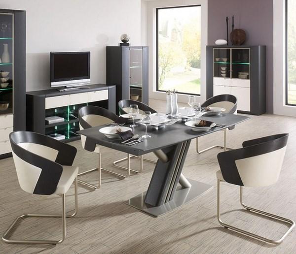 mesa moderna para cocinas