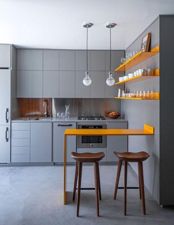 mesa pequeña rectangular para cocina