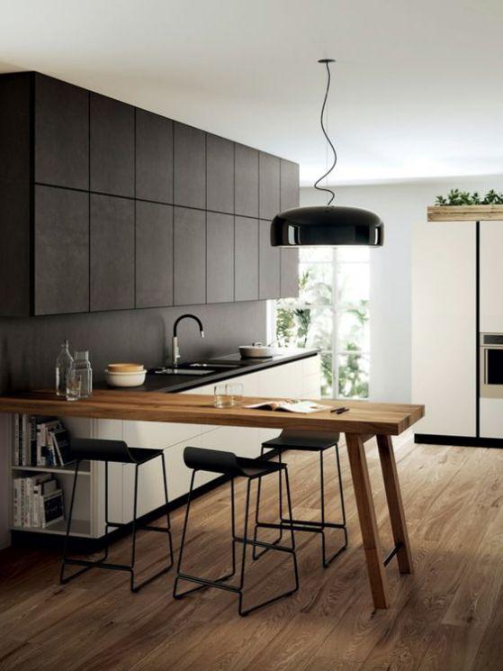 mesa rectangular para cocina