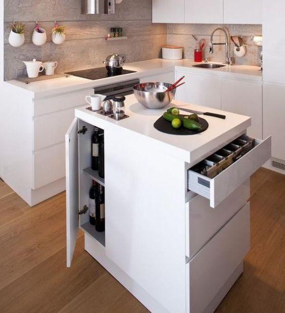 Cocinas pequeñas Ideas para cocinas rústicas, modernas y bonitas