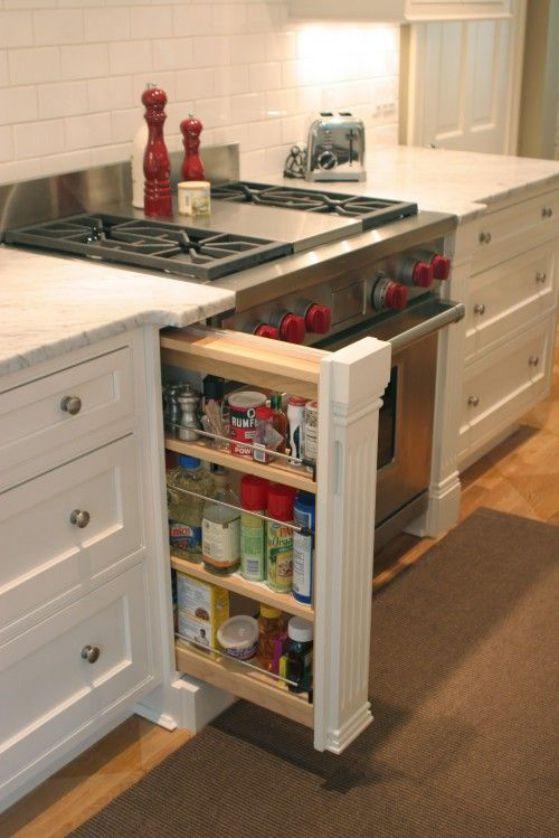 muebles escondidos cocinas