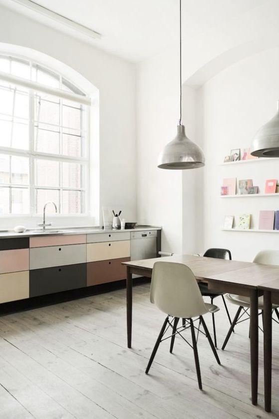 cocina minimalismo