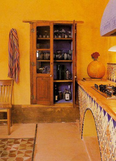 Muebles Cocina Modernos : Cocinas rústicas de madera piedra ladrillo y diseños