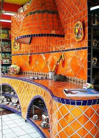 Cocinas Mexicanas Rusticas (5)
