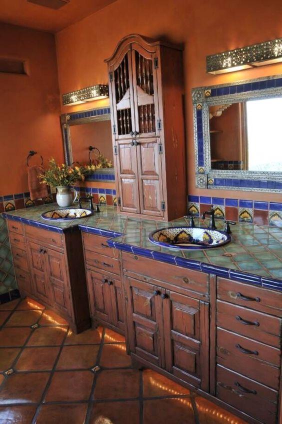 Cocinas Mexicanas Rusticas (6)