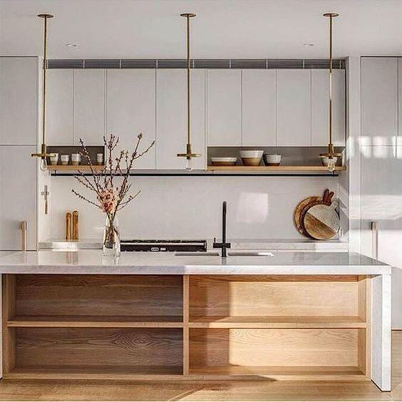 Cocinas Minimalistas Modernas (9)