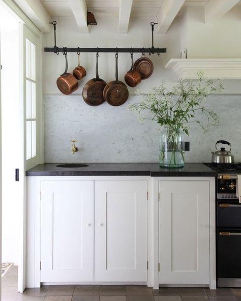 Cocinas Rústicas Blancas (4)