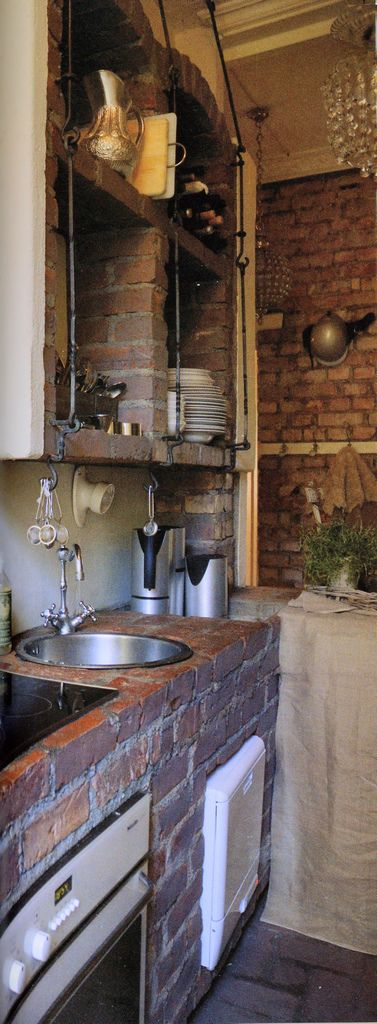 Cocinas Rusticas De Cemento (1)