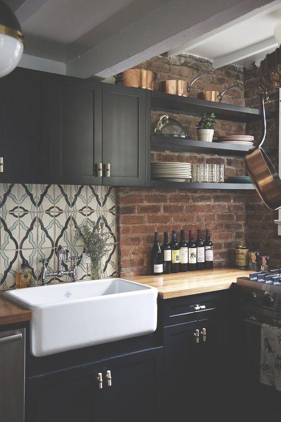 Cocinas Rusticas De Cemento (2)