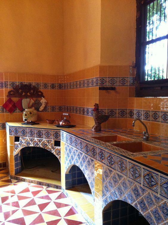 Cocinas Rusticas Mexicanas (1)