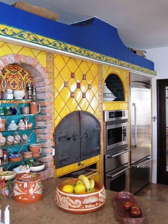 Cocinas Rusticas Mexicanas (6)