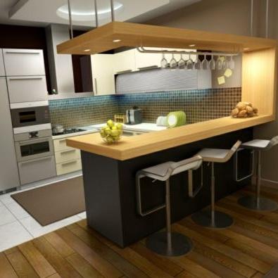 Diseños de Cocinas Modernas -Rústicas -Empotradas -Minimalistas y Más