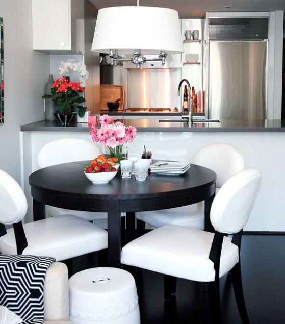 Comedores modernos y elegantes dise os geniales para for Comedores de cocina modernos