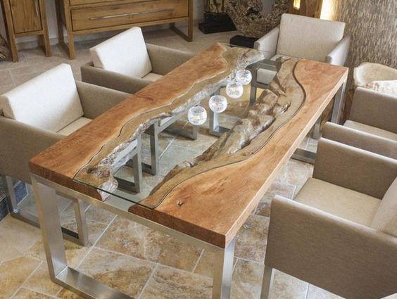 Comedores Modernos y elegantes diseños geniales para decorar ...